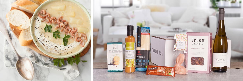 In der Foodist Box April